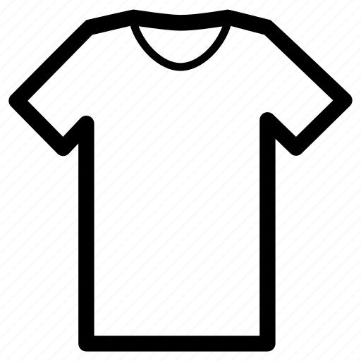 Shirt, clothing, tee, wear, dress, clothes icon - Download