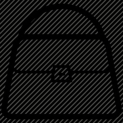 bag, fashion, handbag, purse, woman icon