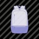 bag, education, learning, school, study, travel