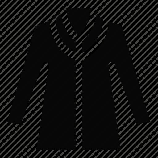 clothes, clothing, coat, fashion, jacket, man, woman icon