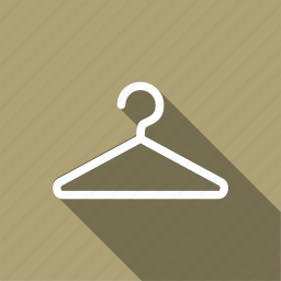 bag, clothes, clothing, fashion, hanger, man, woman icon