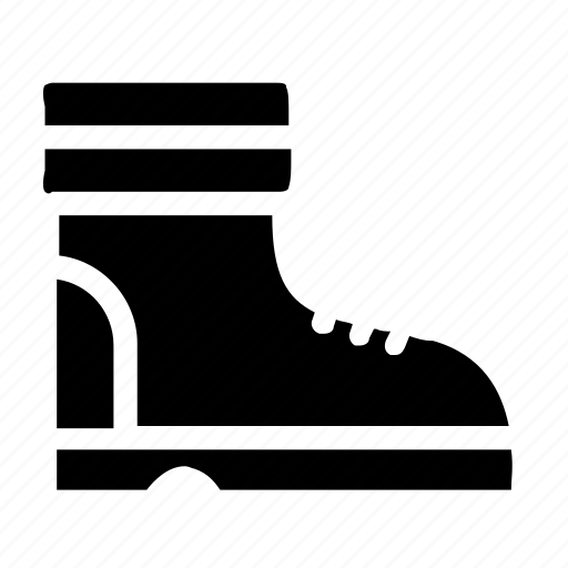 boot, foot wear, footwear icon