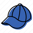 cap, hat, head