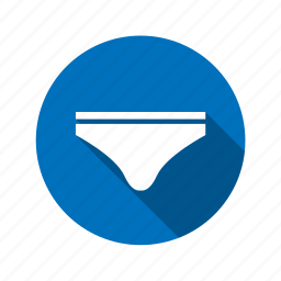 briefs, cotton, guy, human, male, panties icon