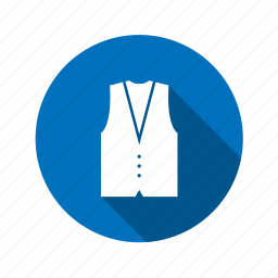 clothes, clothing, fashion, shirt, vest icon