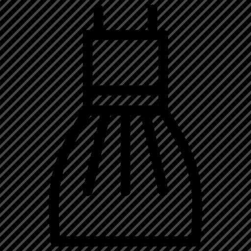 cloth, dress, female, frock icon