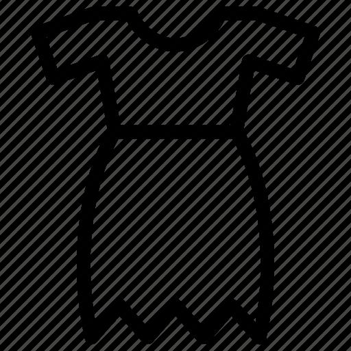 dress, fashion, party, wear icon