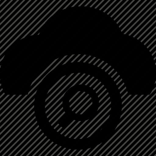 cloud, computing, find, search, seo, server, storage icon