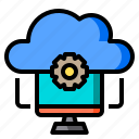 cloud, technology, algorithm, data, business, internet