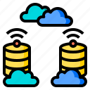 cluster, technology, algorithm, data, business, internet