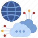 cloud, computing, network, data, networking