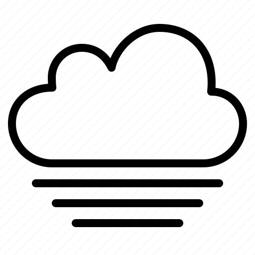 Cloud, rainy, sun, weather icon - Download on Iconfinder