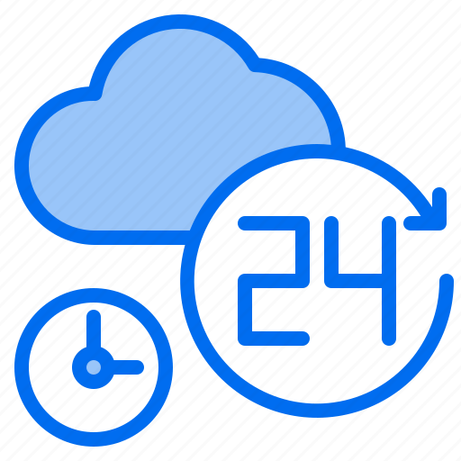 Cloud, light, mark, rain, sunny, time, windy icon - Download on Iconfinder