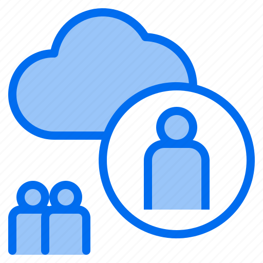 Cloud, mark, rain, sunny, time, user, windy icon - Download on Iconfinder