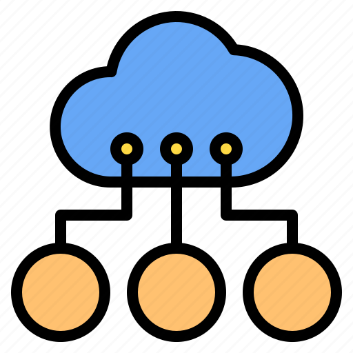 Chart, cloud, mark, rain, sunny, time, windy icon - Download on Iconfinder