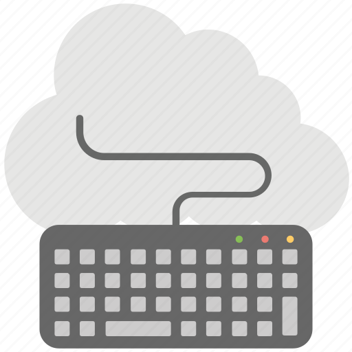 cloud computing, cloud keyboard, cloud keyboard button, cloud keyboard key, cloud server button icon