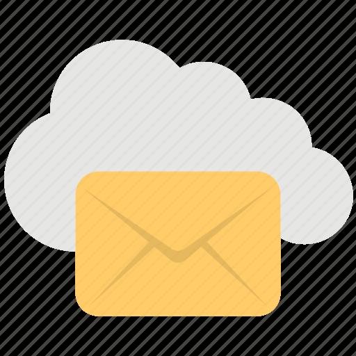 cloud communication, cloud computing, cloud hosting, cloud mail, wireless communication icon