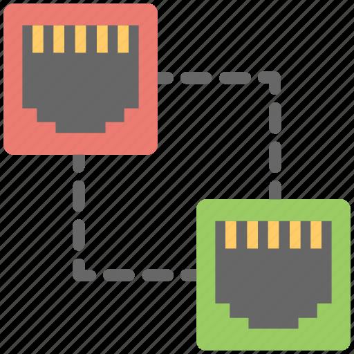 adsl, broadband sharing, ethernet, ethernet line sharing, internet connection sharing icon