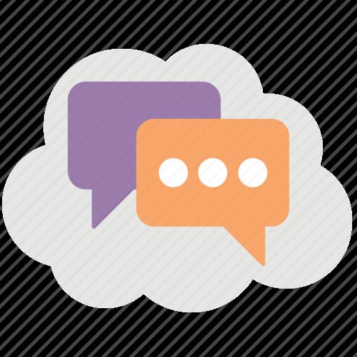 cloud computing, cloud computing communication, cloud computing communication network, communication technology, wireless communication icon