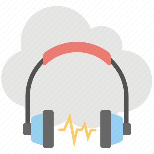 cloud computing media, cloud computing music, cloud music, online media, share music icon