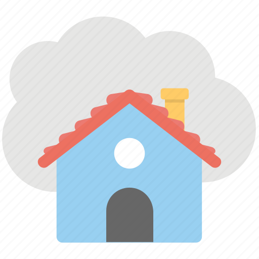 android app, cloud computing home, home cloud, home internet, internet services icon