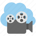 cinema cloud, cinema cloud app, movie app store, online movies, online videos icon
