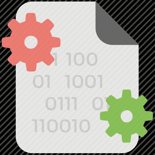 code development, javascript, software development, web coding, web development icon
