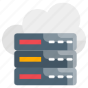 backup, cloud, hosting icon