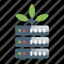 data, growing, growing data icon