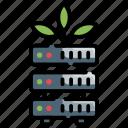 data, financial, growing, growing data icon