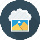 cloud, image, photo, storage