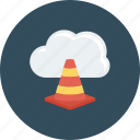 cloud, data, highway, internet icon