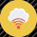 cloud, internet, technology, wifi