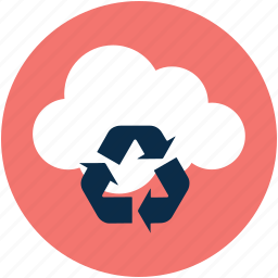 loud, online processing, online refresh, online sync, process icon
