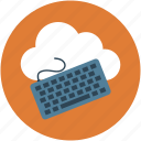 computing, hosting, internet, keyboard, network, online, services icon