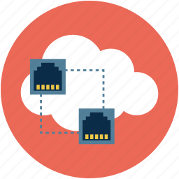 network, online, online connectivity, online sharing, server icon