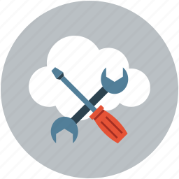 maintenance, options, screwdriver, settings, tool, wrench icon