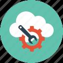 tool, screwdriver, options, computing maintenance, settings icon