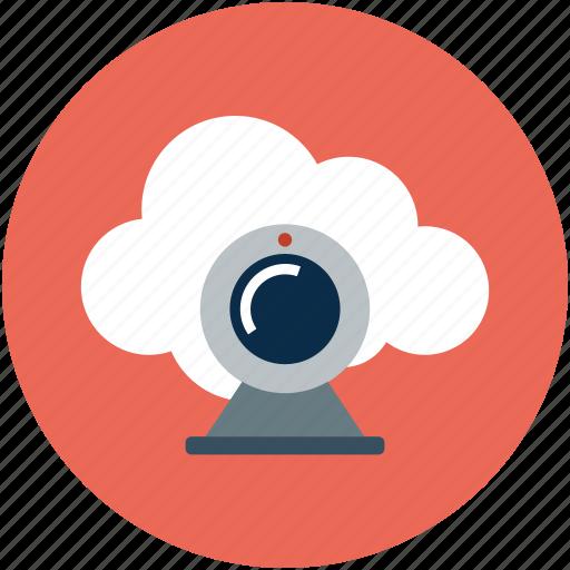camera, movie, online computing cam, photo, video, web, webcam icon