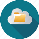cloud, computer, computing, data, degital, folder, numbers icon