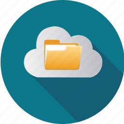 cloud, computer, computing, data, degital, folder, numbers icon