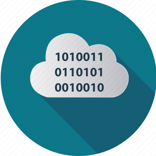 cloud, computer, computing, data, degital, information, internet icon
