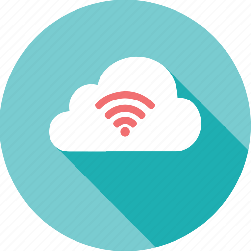 cloud, computer, computing, information, internet, network, wifi icon