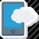 app, cloud, drive, mobile