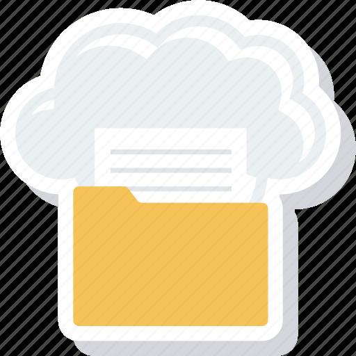 Cloud, computing, data, storage icon - Download on Iconfinder
