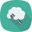 call, cloud, mobile, phone, telephone icon