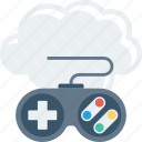 and, control, game, gamepad icon