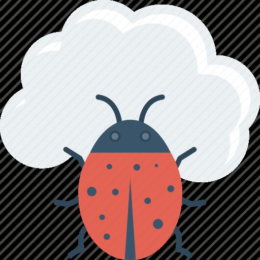 Antivirus, cloud, computing, malware, virus icon - Download on Iconfinder