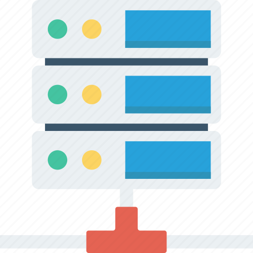 connect, network, server, share icon