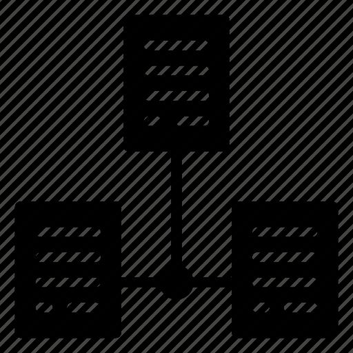 Connection, database, network, server, storage icon - Download on Iconfinder